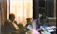 Jehovah's Witness Visits Sheikh Deedat