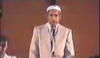 Shaykh Ahmed Deedat - Muhammed's The Natural Successor to Christ