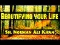 Beautify Your Life With Good Deeds! ᴴᴰ ┇ Amazing Reminder ┇ Ustadh Nouman Ali Khan ┇ TDR ┇
