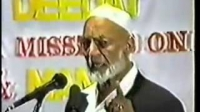 Man and God (in Penang) by Ahmed Deedat