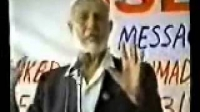 The Message to Mankind (in Malaysia) by Ahmed Deedat