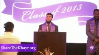 Salman Ghani | AlMaghrib Graduation Speech | Share The Khayr
