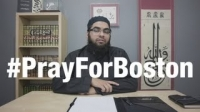 #PrayForBoston