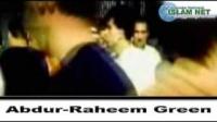 Abdur-Raheem Green i Norge 6-7 mars 09