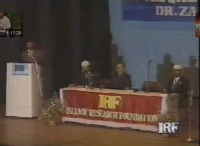 Zakir Naik - Is The Qur'an God's Word 1of4