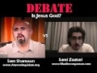 The Great Debate: Is Jesus God? Sami Zaatari vs Sam Shamoun