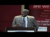 Who is God and How are We Saved? ( Pastor Thabiti's Opening Statement - 2 of 4