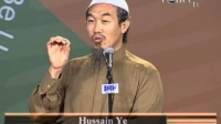 Peace Speaker, Following The Prophet PBUH by Sh Hussain Yee new