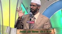 Concept of God in World's Major Religion, Part 2, by Dr Zakir Naik