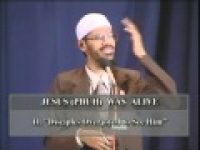 Was Christ Really Crucified - Debate - Dr. Zakir Naik V.S. Pastor Ruknuddin Pio
