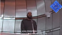 First Aspire Mosque Khutbah 22-01-2010 (2-5