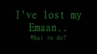 I've lost my Emaan!What to do?