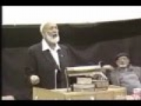 Message to Muslim Students - Sheikh Ahmed Deedat