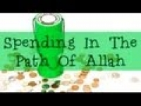 Spending In The Path Of Allah ᴴᴰ ┇ Must Watch ┇ Sheikh Zahir Mahmood ┇ TDR ┇