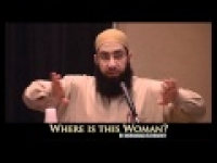 Where Is This Woman? A Lecture By Mohammad ElShinawy