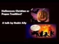 Halloween: Christian or Pagan Tradition? A talk by Imam Shabir Ally