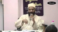 Can we drink with our left hands.- Dr. Bilal Philips