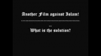 Another Film against Islam! What is the solution?