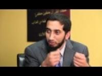 نعمان علی خان کا مختصر اردو انٹر یو Part1 Nouman Ali Khan's intervieW