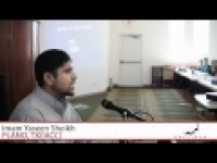 Quran Intensive 2011: Day 22 - Enrichment Sessions: Seeking Knowledge