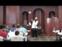 Quran Intensive 2011: Day 6
