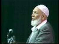 Dawah In The USA - Sheikh Ahmed Deedat (1/8