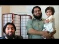 Message to Delaware from Shaykh Abdul Nasir Jangda & Hafidh Wxisam Sharieff
