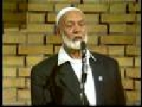 Is The Bible The Word Of God: A Lecture In Denmark - Sheikh Ahmed Deedat (6/11)