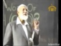 The Quran or The Bible Which is God's Word? Sheikh Ahmed Deedat