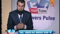 Viewers Pulse Live, What Prophet Muhammad P.B.U.H. Taught Me - Malik Evangelatos
