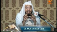 Classical Readings, Book of Purification Hadith #3 (Cont) - Dr Muhammad Said