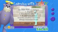 Muslim Prayer - How to perform 2 Raka'at (2 Units) of prayer | Learning with Zaky