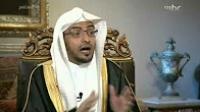 لقاء الشیخ صالح المغامسی :ــ فی برنامج * بالمختصر*