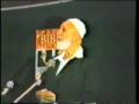 Is The Bible God's Word? - Lecture In Abu Dhabi - Sheikh Ahmed Deedat (11/12