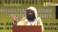 Greet in Salah - Funny - Mufti Menk ᴴᴰ