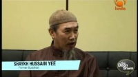 The Deen Show With Eddie - Guest Sh Hussain Yee