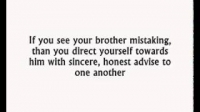 SHEIKH FAWZAAN'S ADVICE TO THOSE WHO WENT INTO EXTREMES IN CRITICIZING