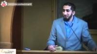 FITNAH OF WEALTH AND INDIRECT SPEECH   Nouman Ali Khan   HD
